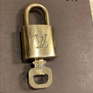 Louis Vuitton Lock With Key 🔐 #301